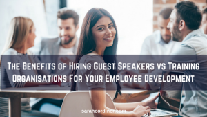 hire guest speakers