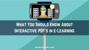 what are interactive pdf's