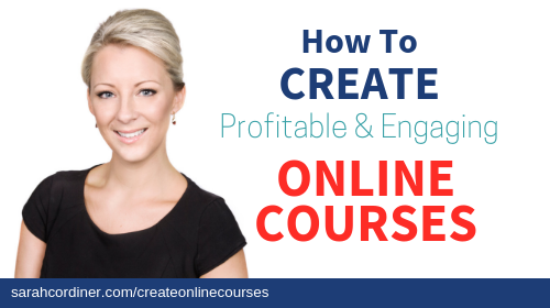 cREATE PROFITABLE COURSES